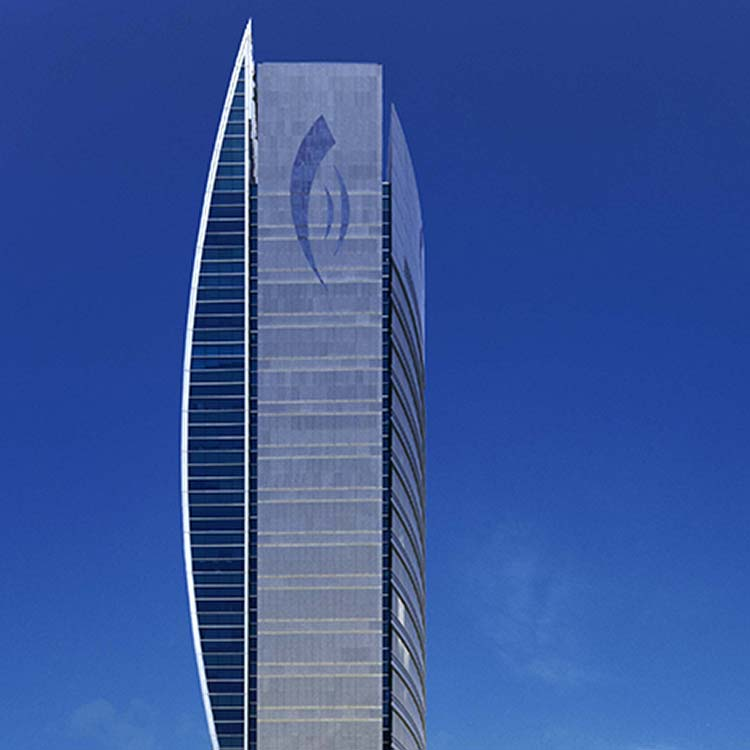 Emirates NBD Headquaters