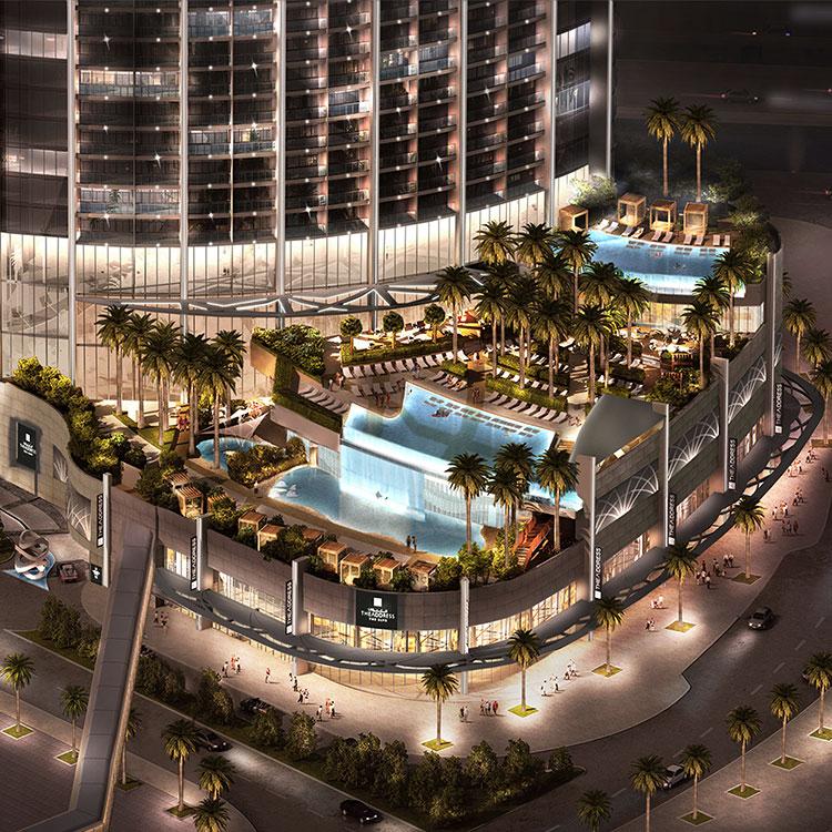 Address Boulevard Hotel