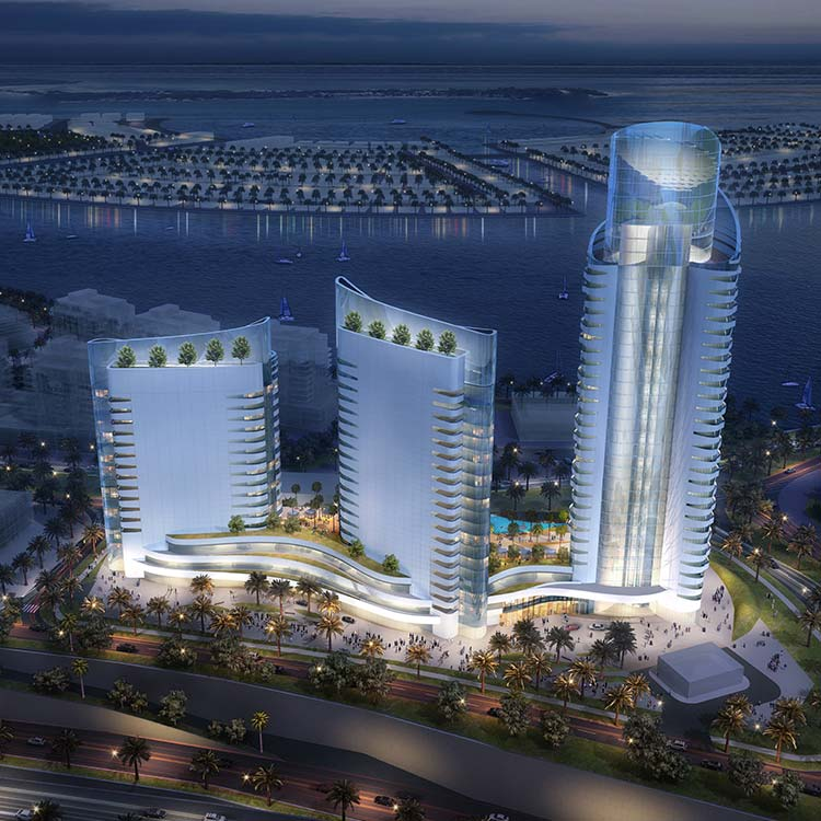 Lusail Residential Towers